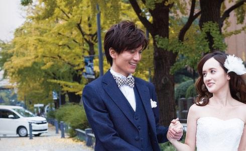 DENIM STYLE WEDDING
